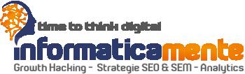 Logo Informaticamente - Pensare digitale